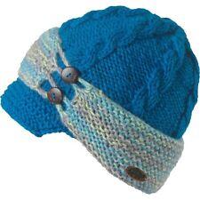 Turtle Fur Nepal: Ione Hat 141 Blue NWT