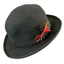 Ferrecci Classic 100/% Wool Top Hat with Full Satin Lining Multiple Colors