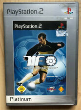 Sony Playstation 2 - PS2 Spiele Spiel Game - This is Football 2002 - Anleitung