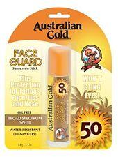 Protezioni solari Australian Gold stick SPF 50