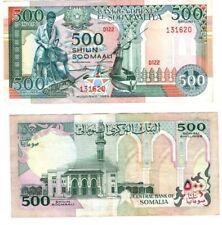 500 Shilin Soomaali Money