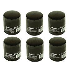 Set Of 6 Oil Filter Replaces Kohler 52 050 02-S Briggs & Stratton 491056S
