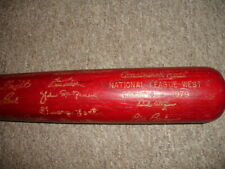 1979 Cincinnati Reds H&B National League West Champions Red Bat w/ facsim sigs
