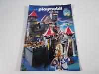 "PLAYMOBIL- ""DIFICIL CATALOGO PLAYMOBIL 30 ANIVERSARIO 2004-2005 - 2"" -LUJO!"