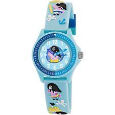 Childrens Peppa Pig George Pirata Watch reloj maestro de tiempo