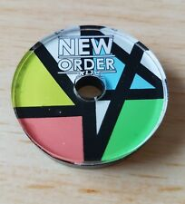 Record adaptor - New Order