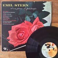 Emil Stern ~ Et Son Piano De Printemps (Barclay 82360) Heavy 190g French Vinyl