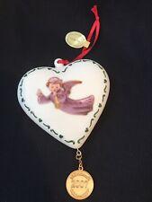 New ListingVintage Danbury Mint Flying Angel Annual Hummel Christmas Ornament circa 2007