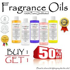 4oz Fragrance Oil Candle Lotion Soap Bath Bomb Incense Making Premium Quality