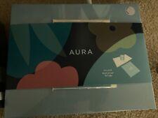 "Aura Mason AF-200-WHT 9"" LCD Wi-Fi Digital Photo Frame White Quartz"