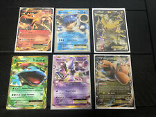 Pokemon EX Lot of 12 cards with sleeves