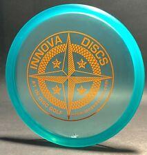 New Innova Champion Vroc, Proto Star Midrange Disc Golf Disc Blue 180g Sharp!