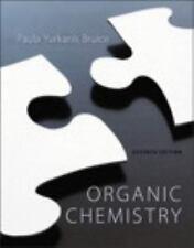 Organic Chemistry by Paula Yurkanis Bruice (2012, Hardcover) US 7th Edition