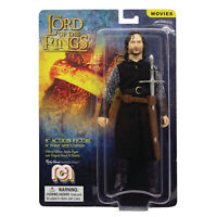 Mego Movies Lord Of The Rings Aragorn 8 Inch Action Figure NEW IN STOCK