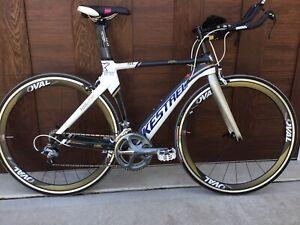 Kestrel talonSL 51CM, Triathlon/ TT, Carbon Fiber, Ultegra 6700, Excellent Cond
