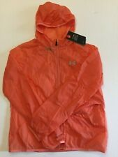 New Under Armour Qualifier Storm Packable Running Jacket Women's Size Sm 1326558