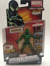 marvel legends Armin Zola Baf Big Time Spider-man
