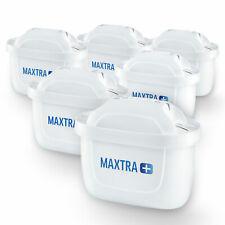 6 Stück Original Brita Maxtra Plus Kartusche Wasserfilter Kalk Filter Maxtra