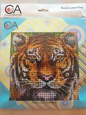 Brand New Tapestry kit.  'Tiger'