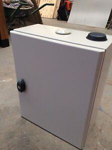 Electrical Metal box - enclosure 500 x 400 x 175 as photos