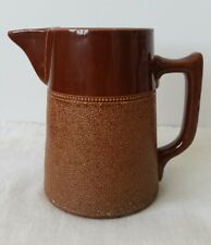 R Fowler Ltd of Marrickville Langley Ware Two Cup Coffee Pot Pottery