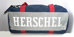 HERSCHEL SUPPLY SUTTON MID 22L (HOUND BLUE) DUFFEL BAG *BRAND NEW w/TAGS!!