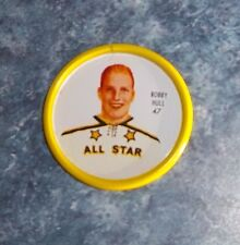 Shirriff / Salada coins hockey 1962-63 # 47 Bobby Hull AS Chicago  lot M