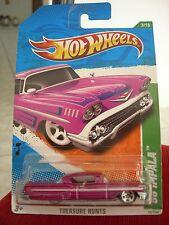 Hot Wheels Treasure Hunts 58 Impala