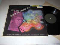 SIR EUGENE GOOENS Berlioz: Symphonie Fantastique EVEREST Stereo VG++/NM-
