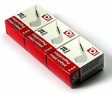 108 pcs Denicotea Paper Filters for pipe Smoking - diameter 6mm