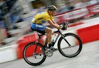 Lance Armstrong Bike Cycling 10x8 Photo