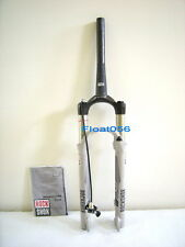 "New, 2013 Rock Shox SID XX World Cup Carbon Tapered 1-1/8""-1.5"", 100mm XLoc"