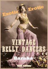 EXOTIC VINTAGE BELLY DANCERS 90 SUPERB IMAGES WOMEN VEILS & NUDE PHOTO CD-ROM