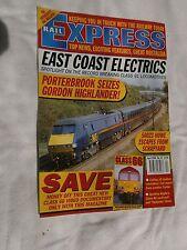Rail Express Magazine no 47, April 2000.