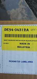 DE94-04312A ASSY DOOR ME19R7041FS