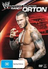 WWE - Superstar Collection - Randy Orton (DVD, 2012) - Region 4 NEW AND SEALED