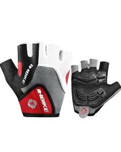 INBIKE Cycling Gloves Men Gel Padded Half Finger Road Cycle Bike  Glove 2XL