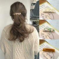 Hair Clips Elegant Women Barrettes Hairpins Headwear Hair Accessories T1Y5 Z8Y0