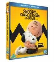 Snoopy y Charlie Brown - The Peanuts Movie Blu-Ray Nuevo Blu-Ray (5888207001)