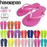Havaianas Flip Flops Slim Women **Brand New** -  official retailer - 100% Genuin