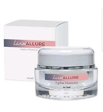 LUX Allure Ageless Moisturizer Wrinkle Formula Boost Collagen Elastic