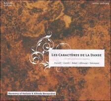 Purcell / Harmony Of Nations / Bernardini - Caracteres De La Danse [CD New]