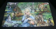 Descendants Path Playmat SIGNED BY Terese Nielsen MTG Magic The Gathering