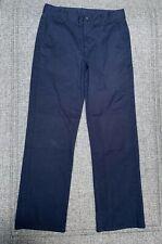 DOCKERS Boys Pants sz 14 Navy Blue School Uniform