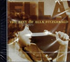 CD - ELLA FITZGERALD - The best of