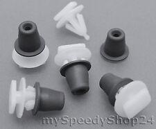 20x Zierleistenklammer Seitenschweller Clip OPEL Astra Corsa Signum Tigra Vectra