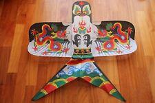 Cerf-volant chinois oiseau-Chinese kite-aquilone cinese-cometa china-80cm-3