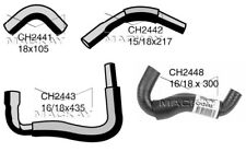 Mackay Heater Hose Set for HOLDEN RODEO 1998~2003 3.2 litre