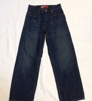 Levi's 569 Loose Straight Jeans Size 14 R 27X27 Boy's