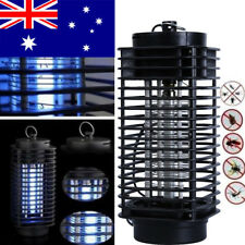 Mosquito Insect Killer 220V Electric LED Light Fly Bug Zapper Trap Catcher Lamp